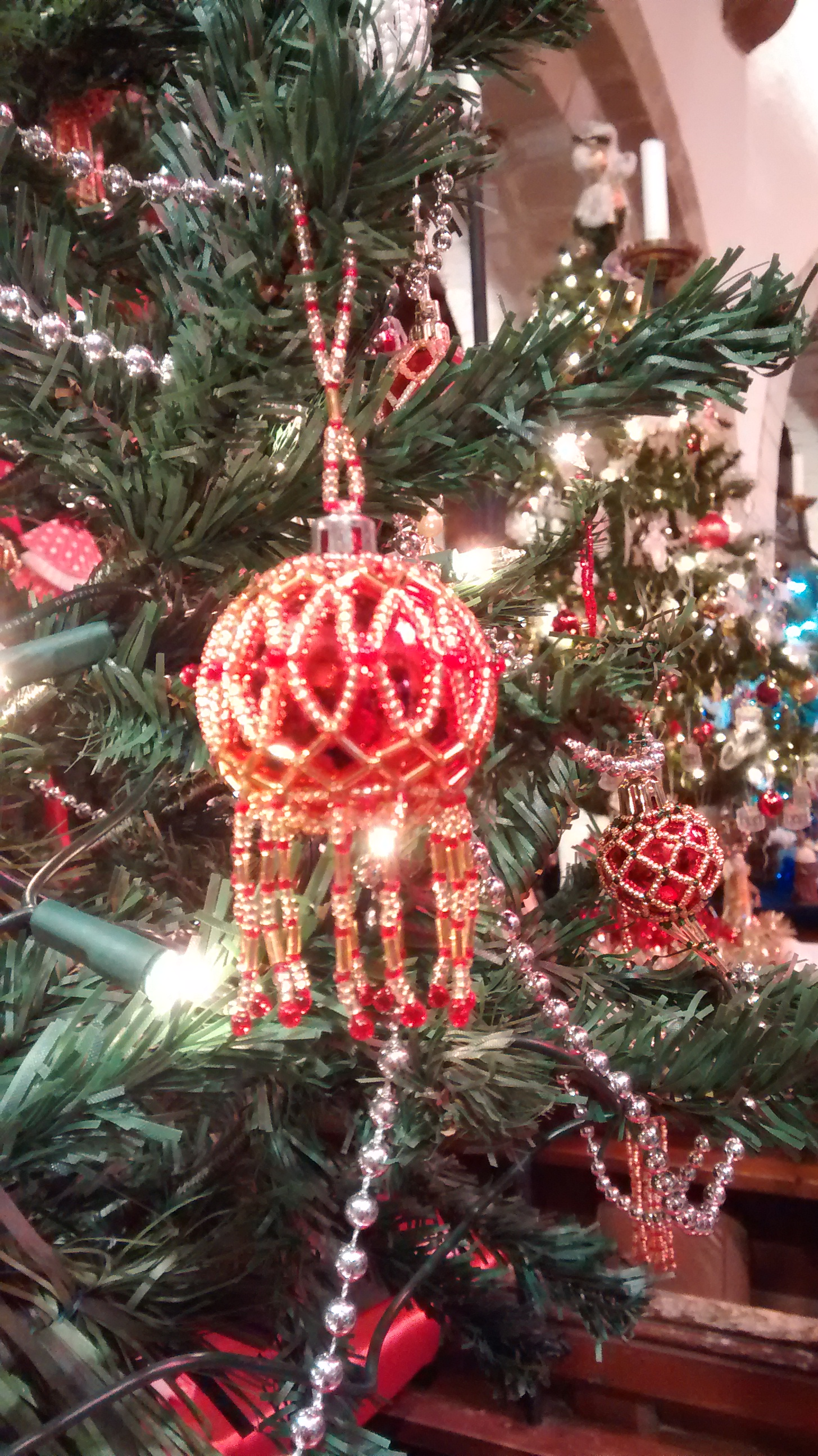 Bauble close up