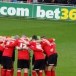 Nya spellagen tillåter spelbolag att sponsra fotbollslag