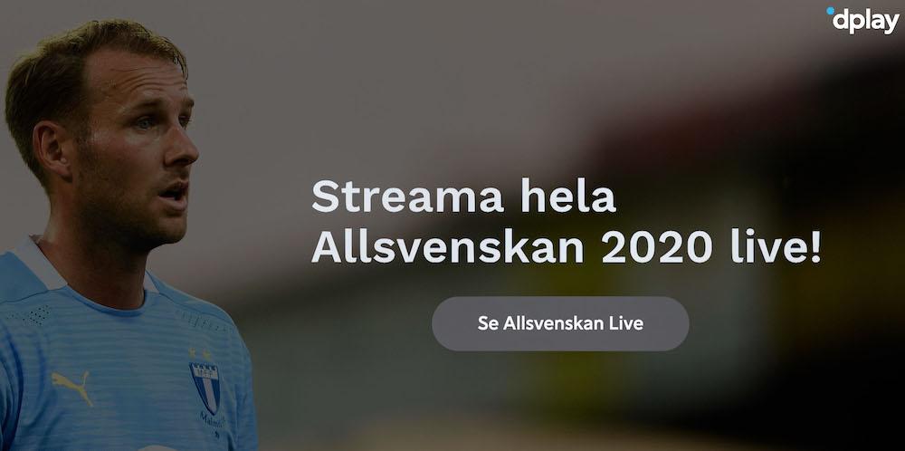 Malmö FF Hammarby live stream 2020