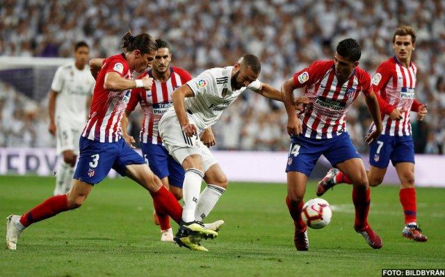 Manchester City vill värva Rodrigo från Atlético Madrid