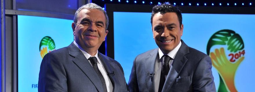 Canal 13 ratifica su liderazgo sobre Mega con partido entre Chile y Australia