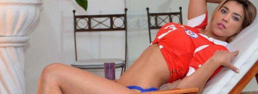 Filtran fotos de modelo Alejandra Díaz completamente desnuda