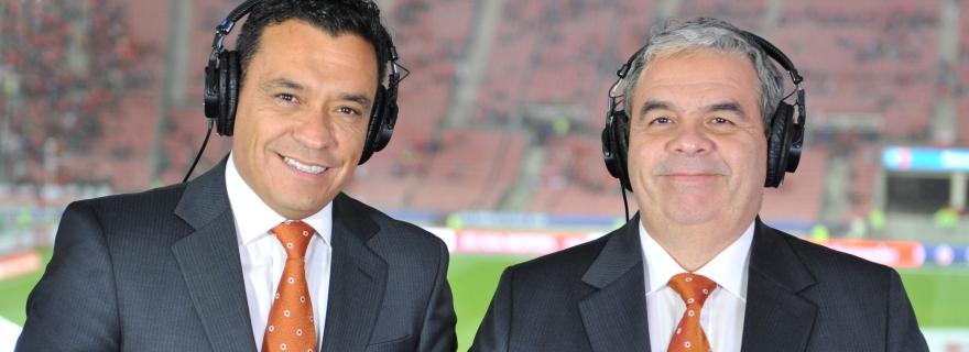 Canal 13 continúa celebrando tras vencer a Mega con la Copa Confederaciones