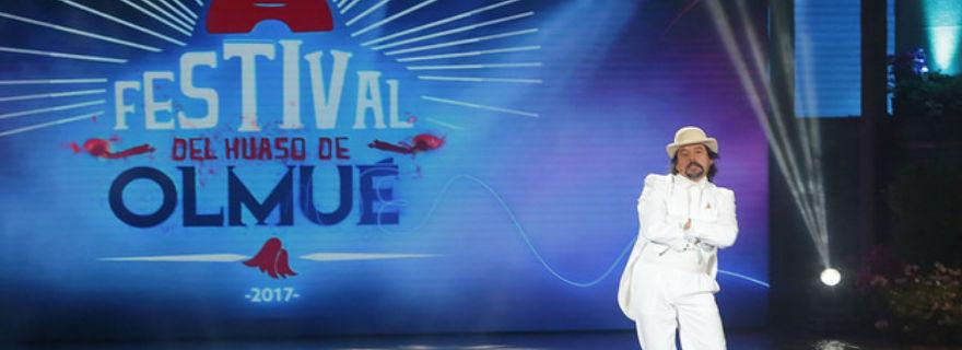 TVN sigue indomable: alcanza peak de 32 puntos en tercera noche de Olmué 2017
