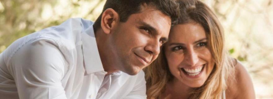 Así fue el esperado matrimonio entre Juan Pablo Queraltó y Francisca Sfeir