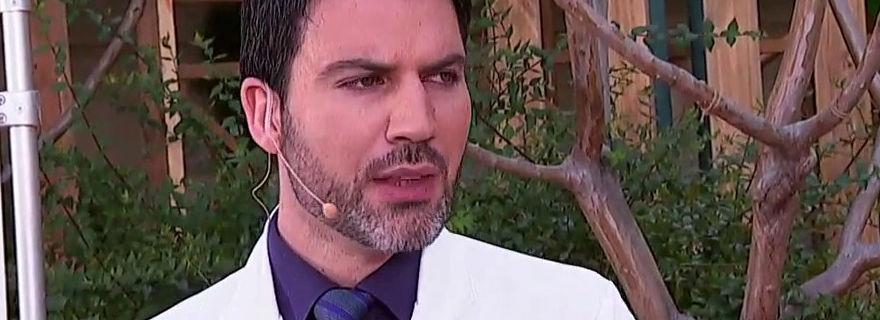"""Dr. Ricardo Soto, el hombre que sube el rating en el """"Bienvenidos"""""""