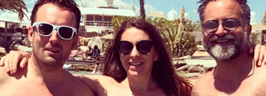 Patricia López dejó a todos en redes sociales con la boca abierta con inesperado topless