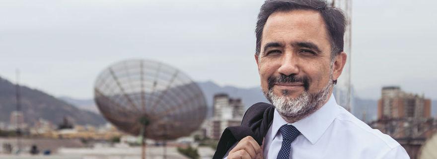 """Patricio Hernández, director ejecutivo de Mega: """"Es falso que la televisión esté en crisis"""""""