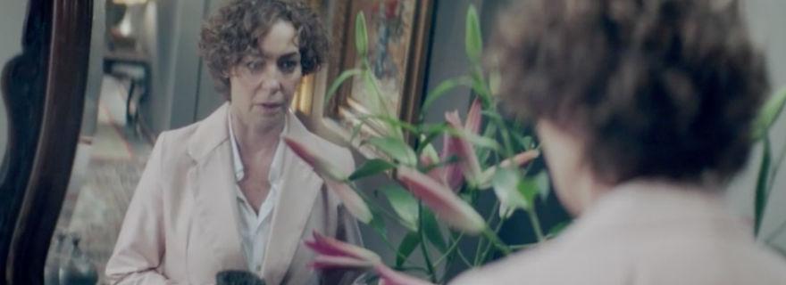Claudia Di Girólamo cuenta cómo prepara su personaje con alzheimer para nueva nocturna de TVN