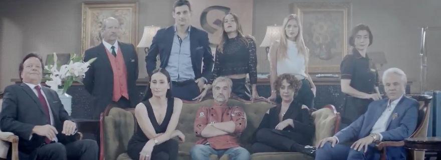 """Este es el primer afiche de la nueva nocturna de TVN, """"Dime Quién Fue"""""""