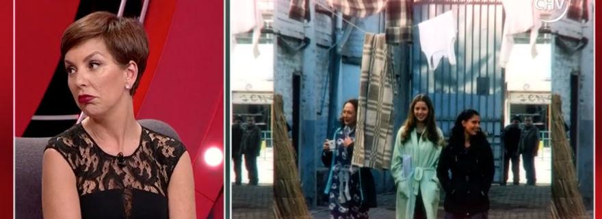 """TVN rechazó realizar """"Perdona Nuestros Pecados"""", según Francisca García-Huidobro"""