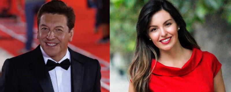 Julio César Rodríguez ya tiene nueva pareja a un mes de terminar con Betsy Camino