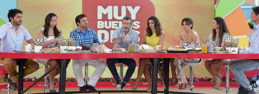 """""""Muy Buenos Días"""" sigue amenazando el reinado del """"Mucho Gusto"""": hoy lideró por varios minutos"""