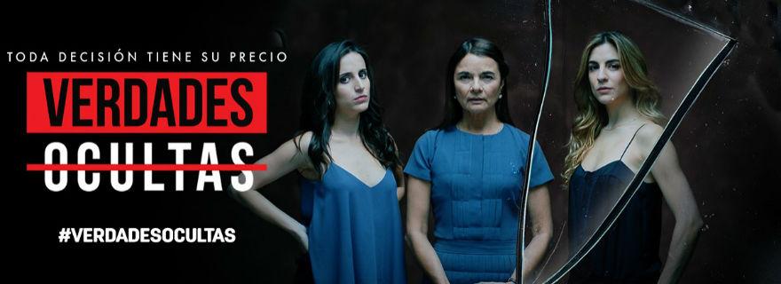 """Clásica actriz de Canal 13 es la nueva villana de """"Verdades Ocultas"""""""