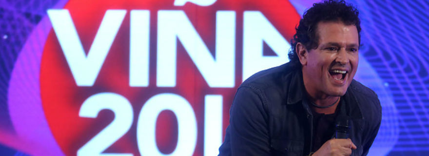 Los tres artistas que acompañarán a Carlos Vives en su show en Viña 2018