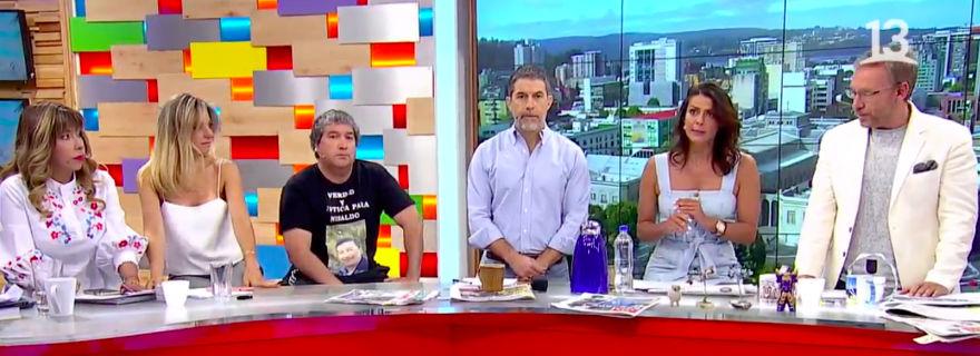 """""""Bienvenidos"""" se queda con el rating matinal del primer sábado festivalero"""