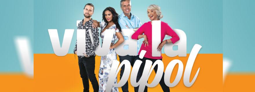 """Punto a punto: Matinales de Chilevisión y """"Bienvenidos"""" pelean el segundo lugar de sintonía"""