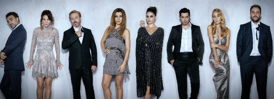 """""""Stilleto Vendetta"""": Debut de nueva teleserie turca de Mega dobló a la competencia"""