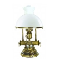 M2-1441A6 Vintage solid brass table lamp
