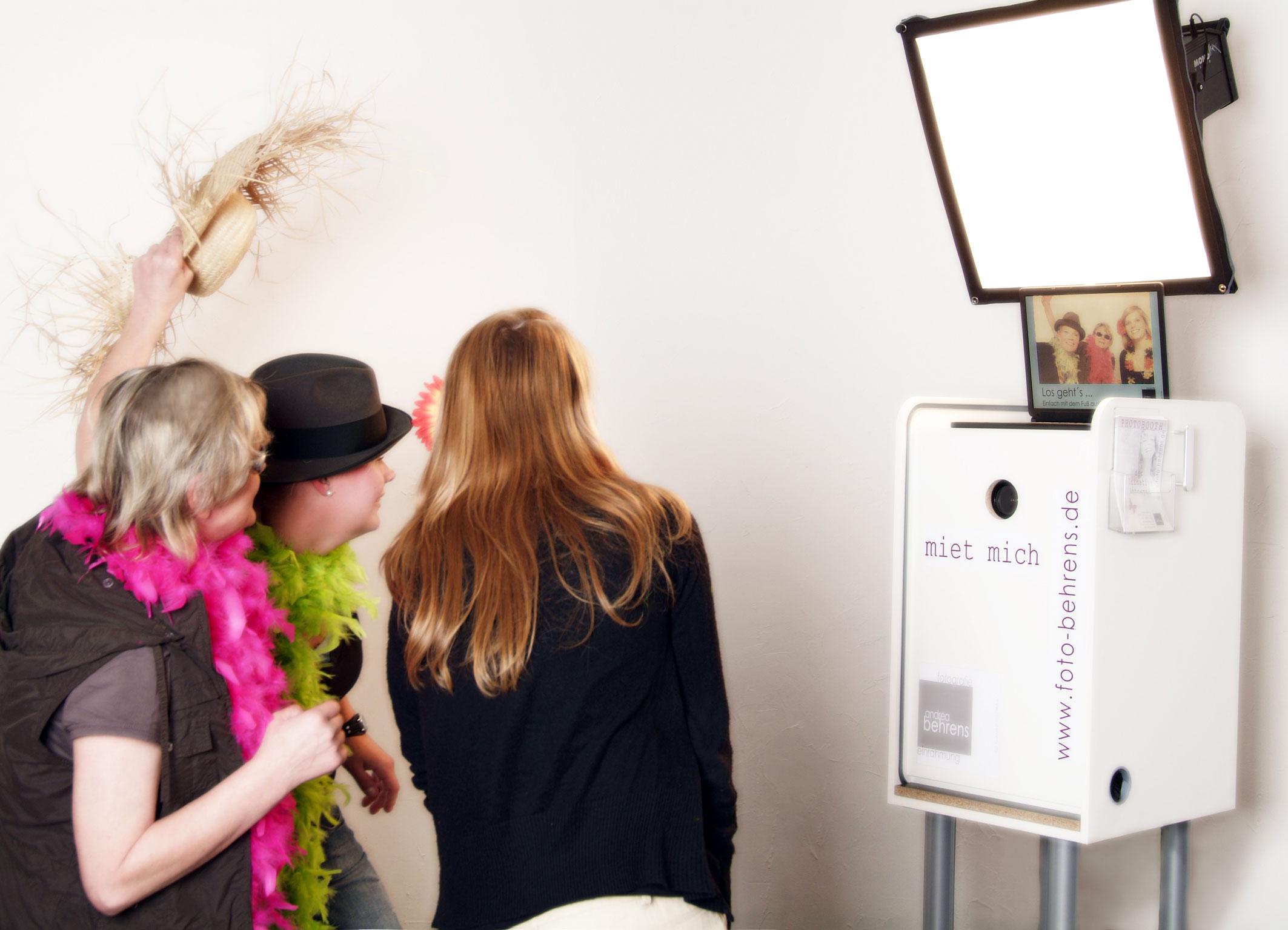 Fotobox mobile Photobox Fotobox mieten Andrea Behrens