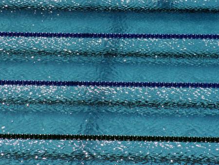 Le corsie dalla piscina olimpionica  Filippo Foto Blog