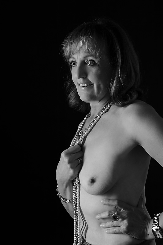 Aktfotografie Brigitte Ntzel  Foto Dunke