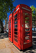London Westminster Red Telephone Box Photo Nrlondon074