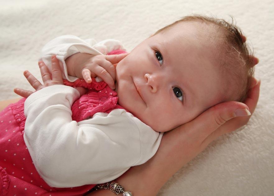 Newborn  Fotoatelier Kettenbach