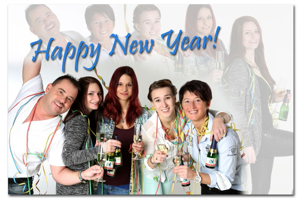 Happy New Year  Fotostudio Kraus Oberviechtach