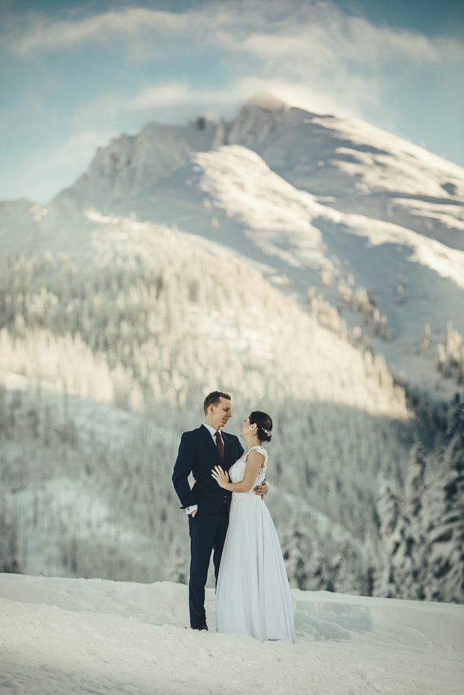 Tatry-Zimą-Sesja-Ślubna-44