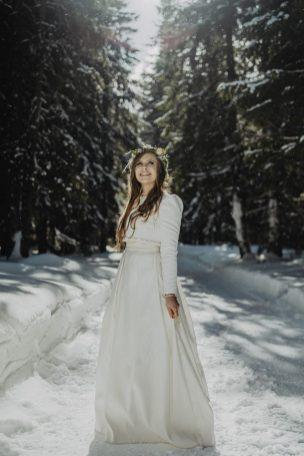 Tatry-Słowacja-Zima-Sesja-Ślubna-29