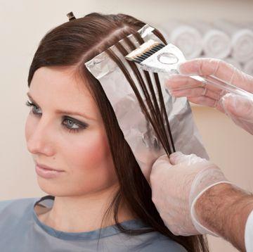 как часто можно красить волосы хной