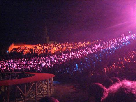 Arles amphitheater