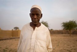 Chief Abbas Mansour Ibrahim- click to read his story