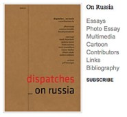 dispatches russia