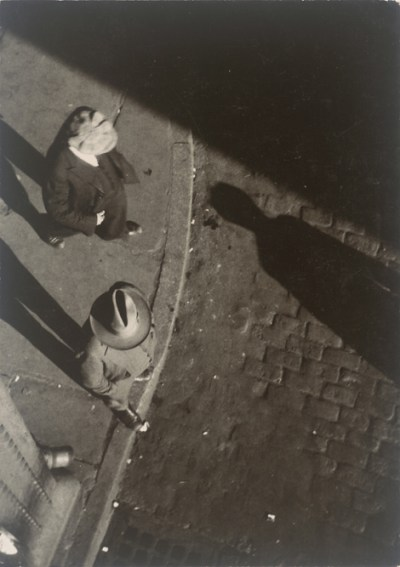 Walker Evans, Street Scene New York 1928