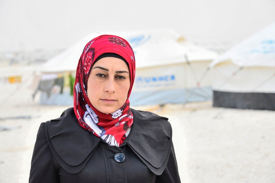 I met Asmaa five days after her being freed from a Syrian prison She was released after thirteen months because the FSA swapped prisoners in order to get her out.  Now she is in the relative safety of Jordan and working to help her fellow Syrians as best she can.