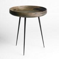 Mater Bowl table Grey