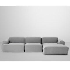 Mega Sofa Crazy Muuto Connect Modul 3. Personer M. Lounge -