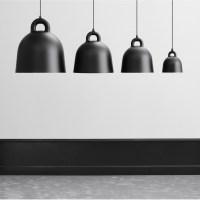 Bell lamp i sort fra Normann Copenhagen