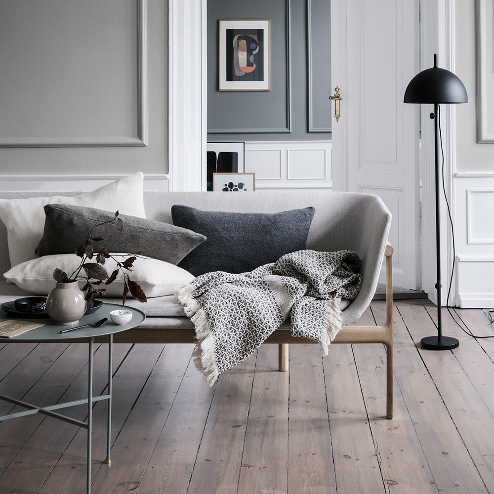 plaid sofa cushions three seater images cosy cotton er vævet i 100 % bomuld. plaiden måler ...