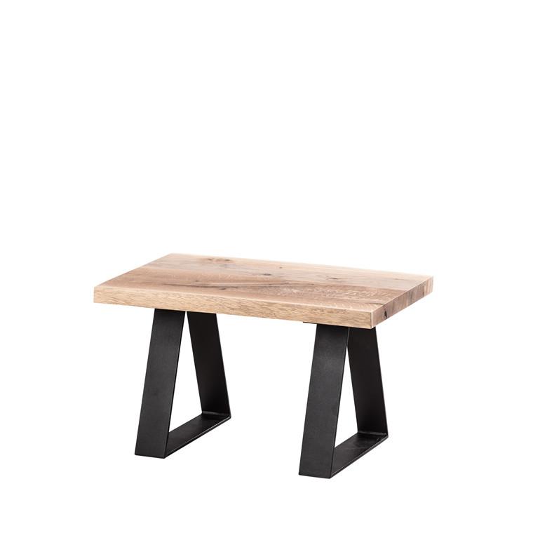 billige sofaborde online build a sofa san francisco kob her woodland mini planke side sofabord natural 70x45xh40cm