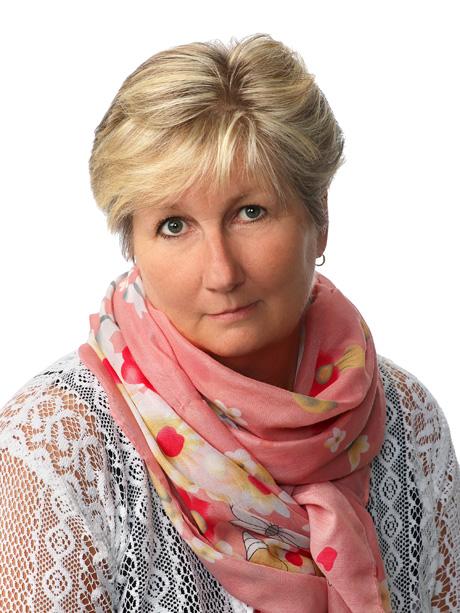 Myyjä-Försäljare Maria Aspholm