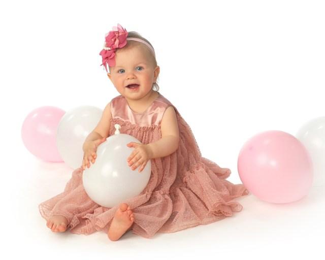 Lapsi ja ilmapallot