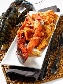Linguine all_astice Libro Cucina Italiana per Academia Barilla Edizioni WhiteStar
