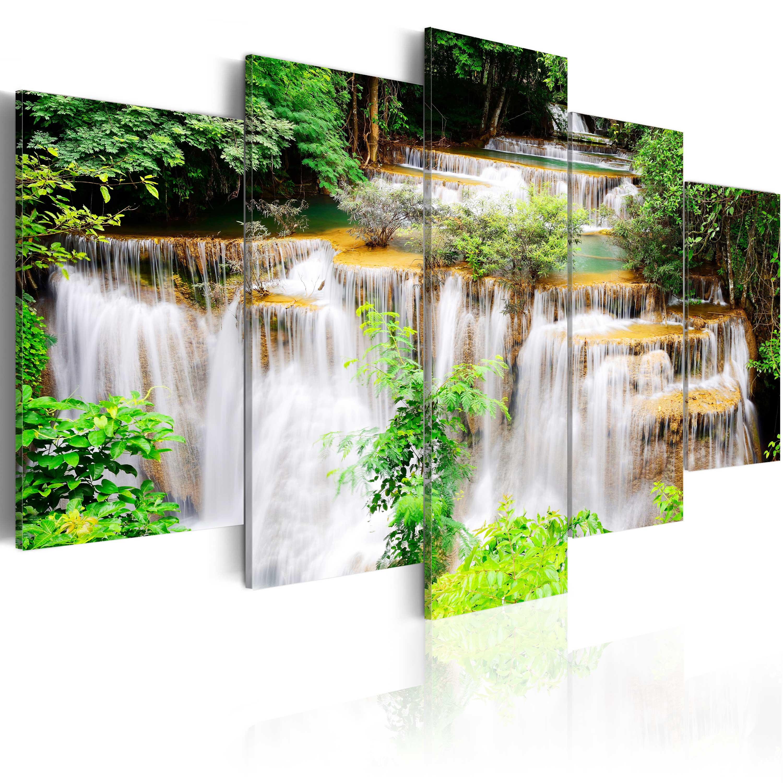 canvas print landscape framed