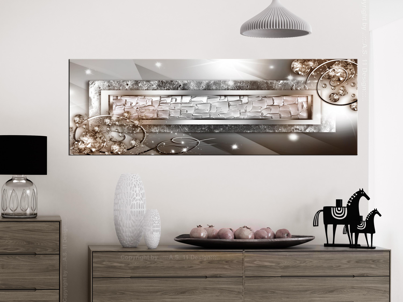 Wandbilder xxl abstrakte Leinwandbilder Leinwand Bilder Wohnzimmer aA0318bb  eBay
