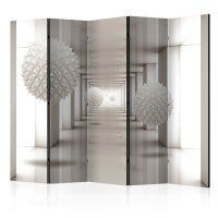 DECORATIVE PHOTO FOLDING SCREEN WALL ROOM DIVIDER ABSTRACT ...