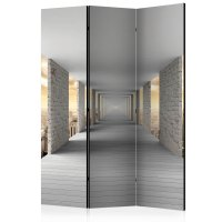 DECORATIVE PHOTO FOLDING SCREEN WALL ROOM DIVIDER ABSTRACT