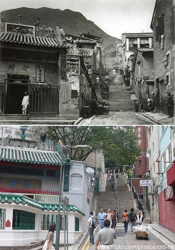 [拍攝景點] 中環荷李活道及石板街 - 攝影入門 Fotobeginner.com
